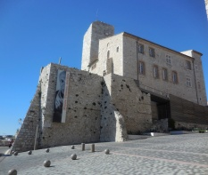 Antibes: musée Picasso