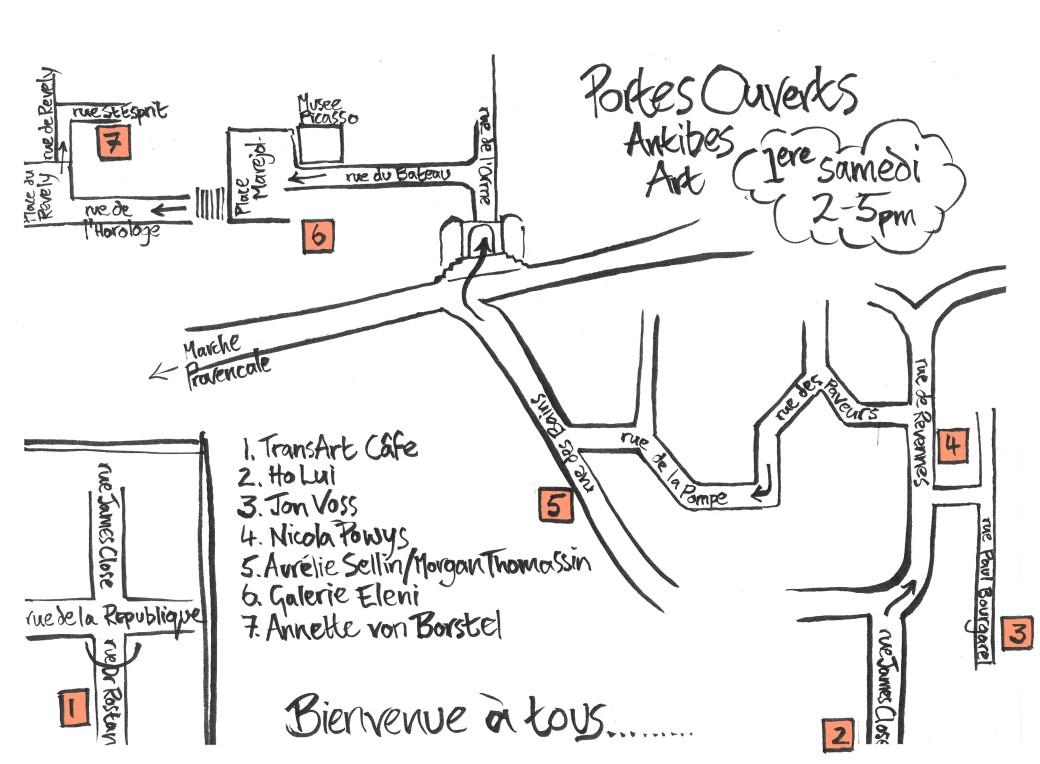 open-studio-map