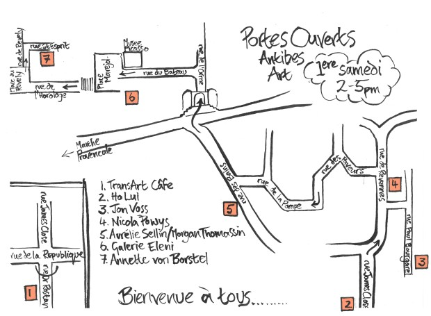 open-studio-map